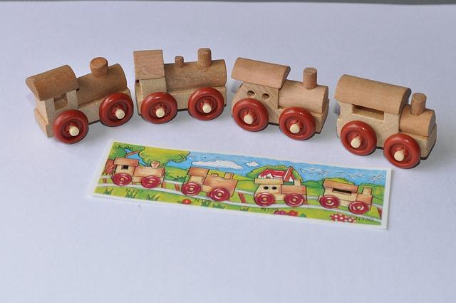 speelgoed-trein